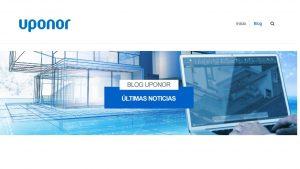 Nuevo blog sobre innovación de Uponor