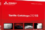 MITSUBISHI catalogo 2018