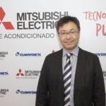 Presidente de Mitsubishi Electric