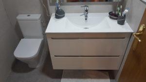 SecuriBath: Reforma de cuarto de baño antiguo situado en Madrid - ANERR