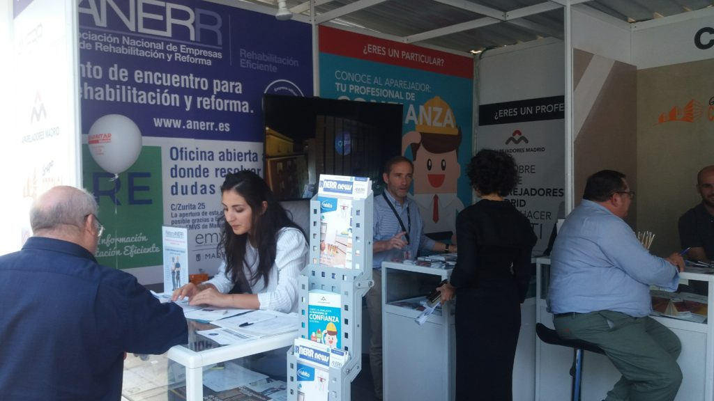 2 Circuito ANERR-Rehabitar Madrid 2017