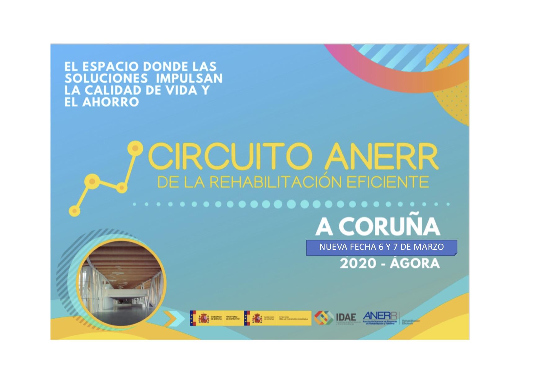 ANERR Circuito A Coruna