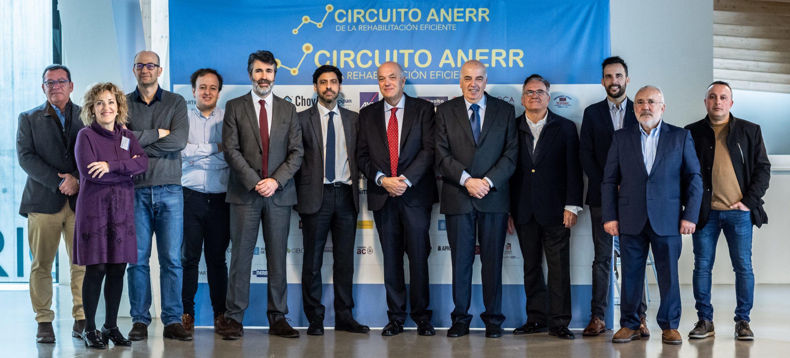 ANERR Post Circuito A Coruna