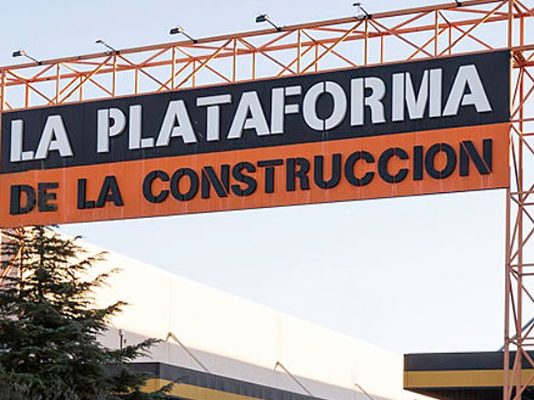 ANERR Plataforma Construccion